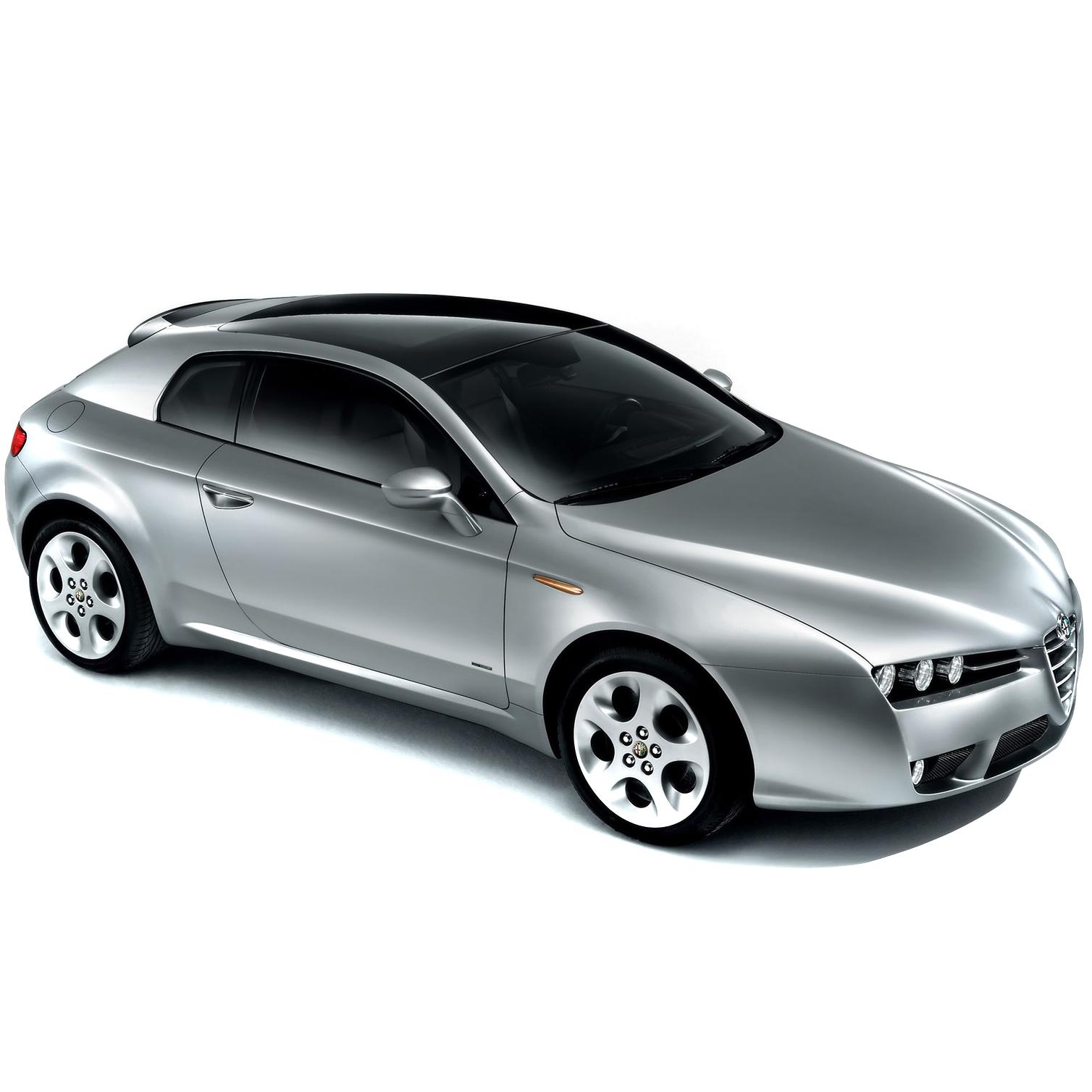 Alfa Romeo Brera Coupe 2006 - 2010