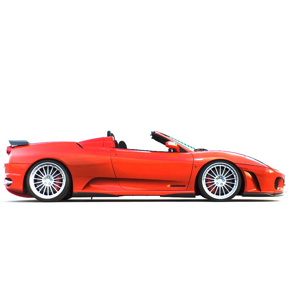 Ferrari F430 Spider 2005 - 2009
