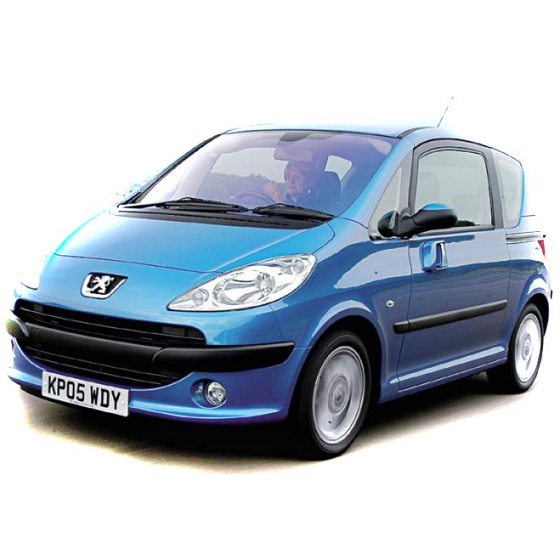 Peugeot 1007 2005 - 2009