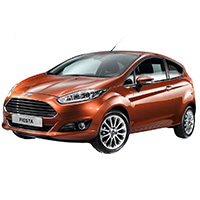 Ford Fiesta Car Mats (All Models)