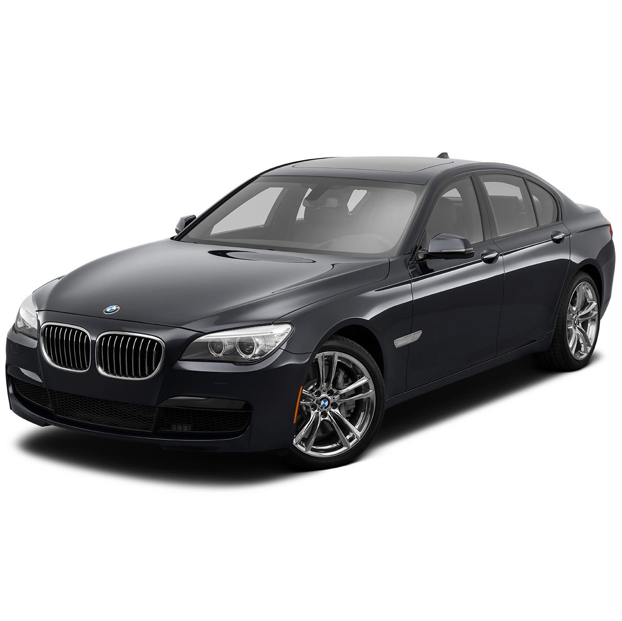 BMW 7 Series Car Mats (All Models)