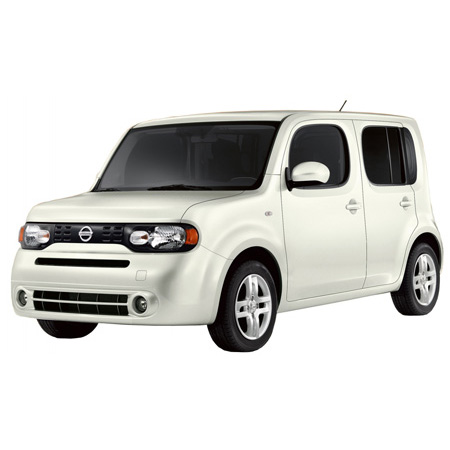 Nissan Cube 2008 - 2014