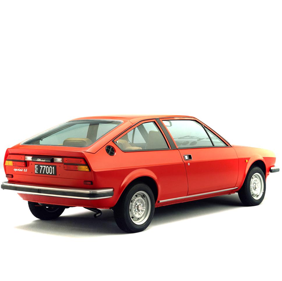 Alfa Romeo Alfasud 1971-1984
