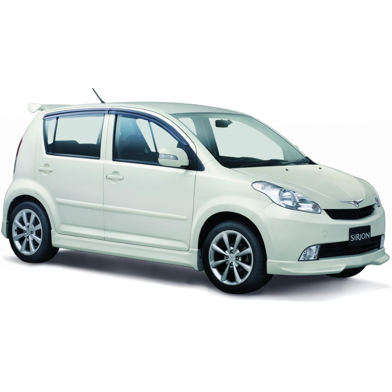 Daihatsu Sirion Car Mats (All Models)