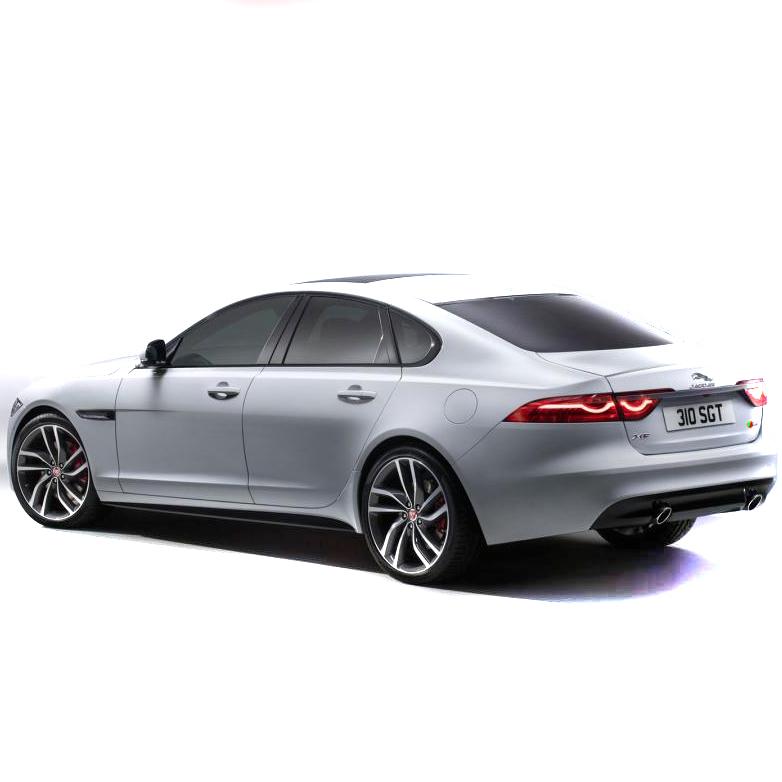 Jaguar XF Car Mats (All Models)