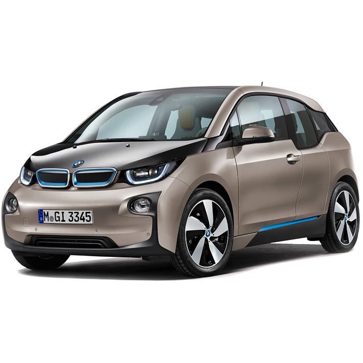 BMW i Series Car Mats 2014 Onwards