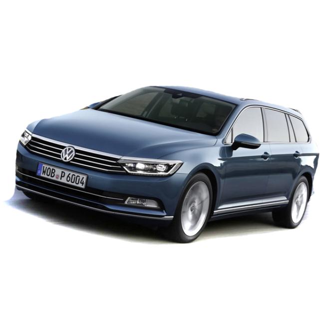 VW Passat Car Mats