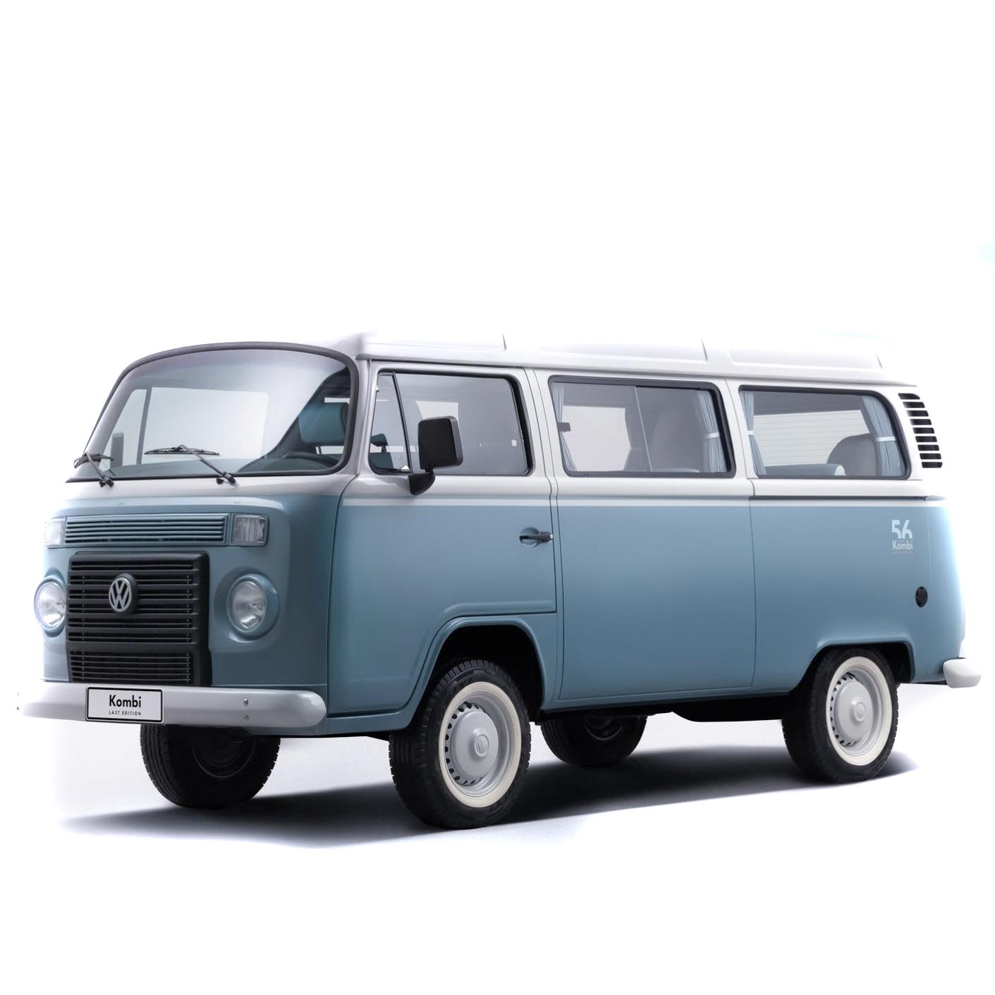 Volkswagen Kombi [Twin Passenger][2 rows]