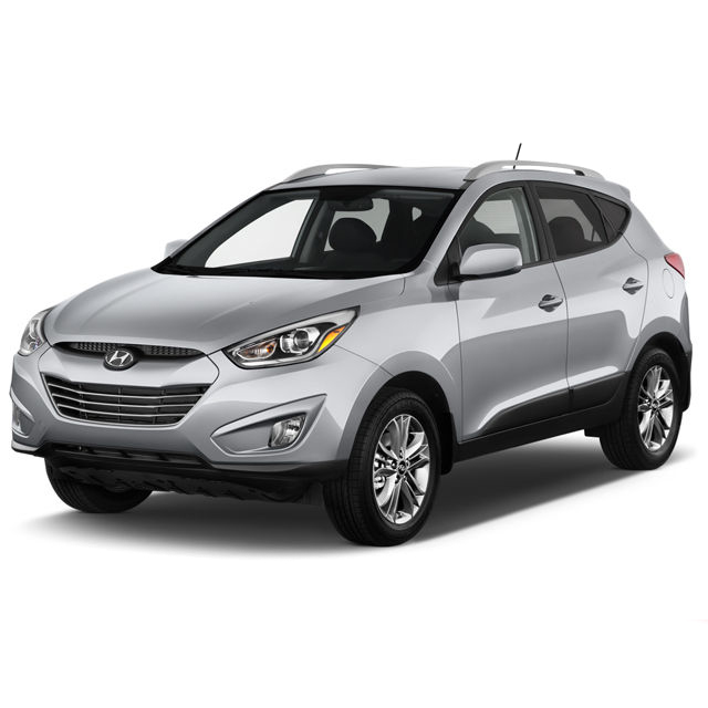 Hyundai Tucson (All Models)