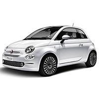 Fiat 500 Car Mats (All Models)