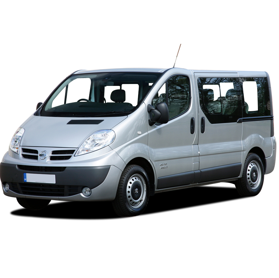 Nissan Primastar 2001 - 2014