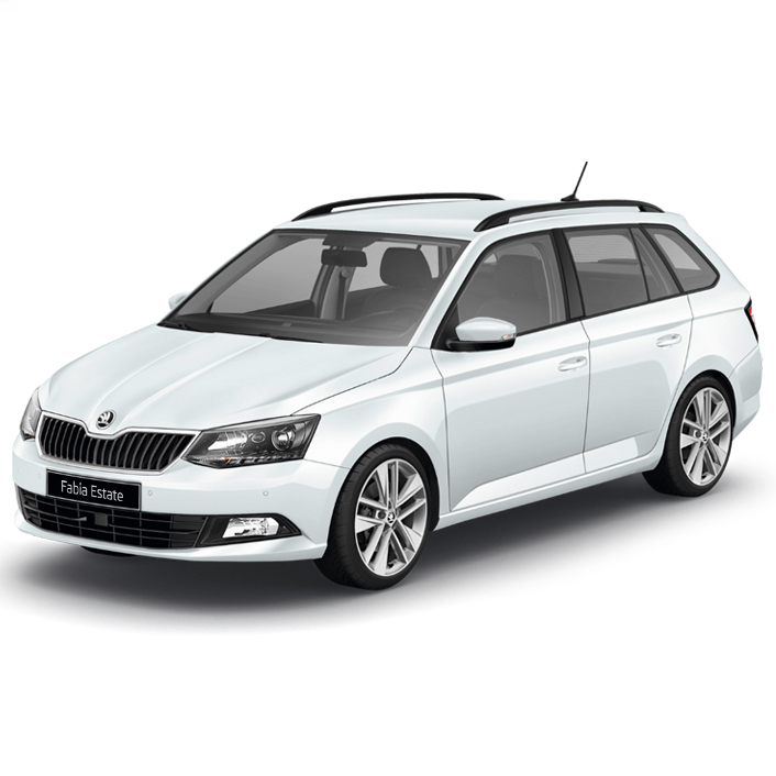 Skoda Fabia Car Mats (All Models)
