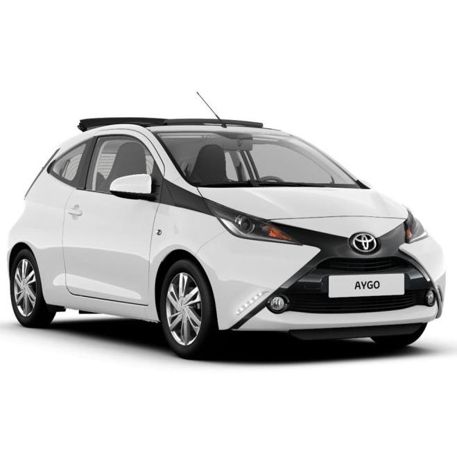 Toyota Aygo Car Mats