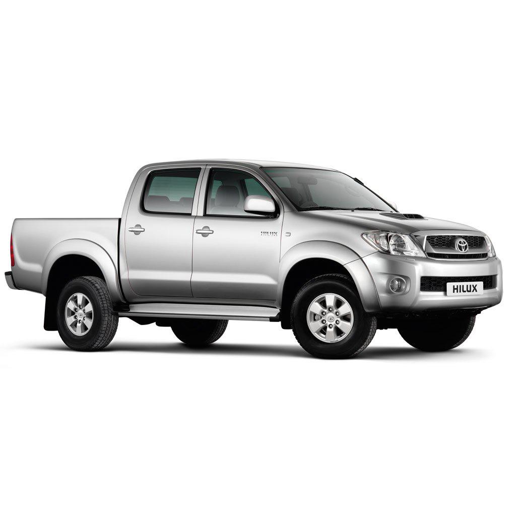 Toyota Hilux Car Mats