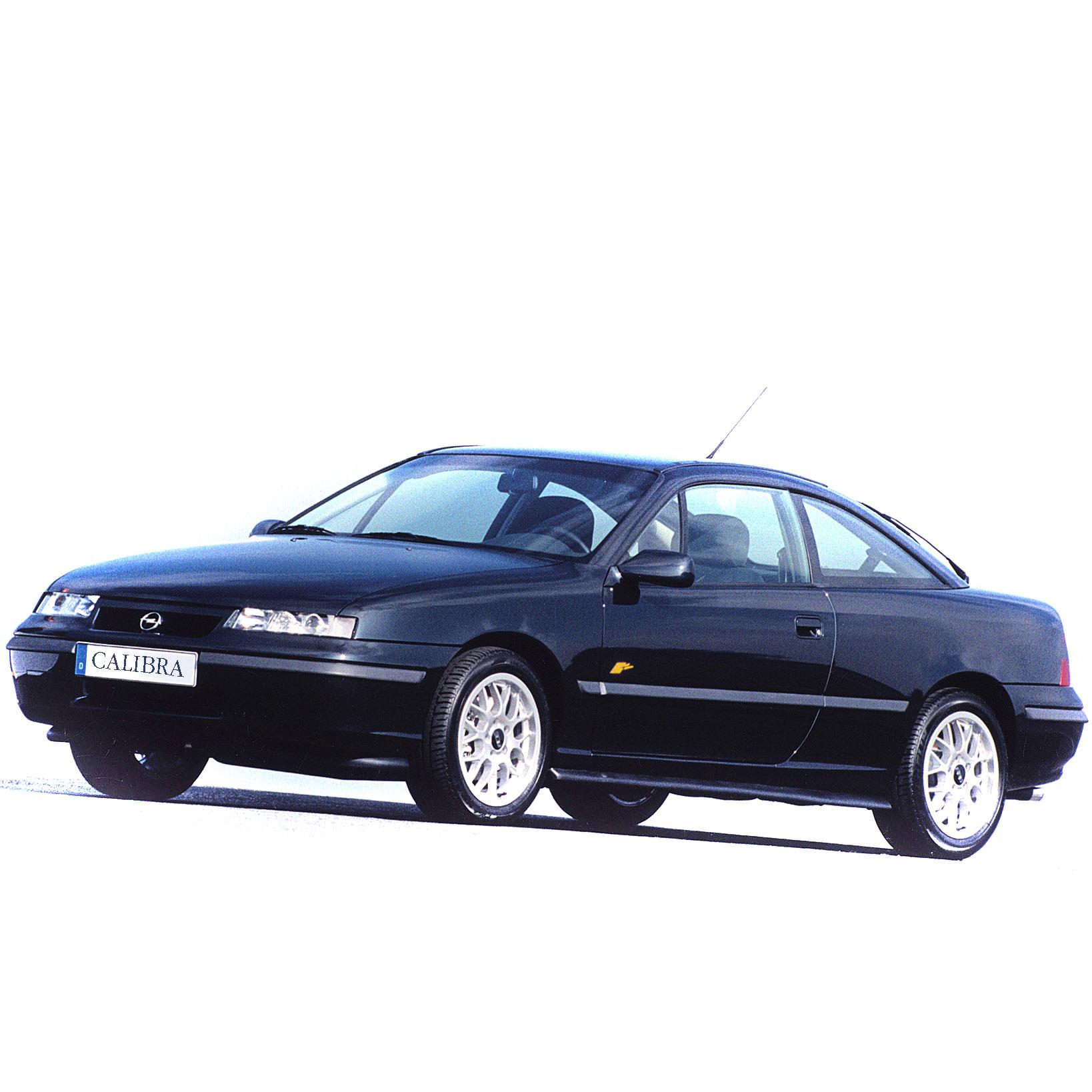 Vauxhall Calibra & Cavalier Mk3 1985-1995
