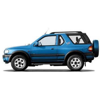 Vauxhall Frontera Car Mats (All Models)