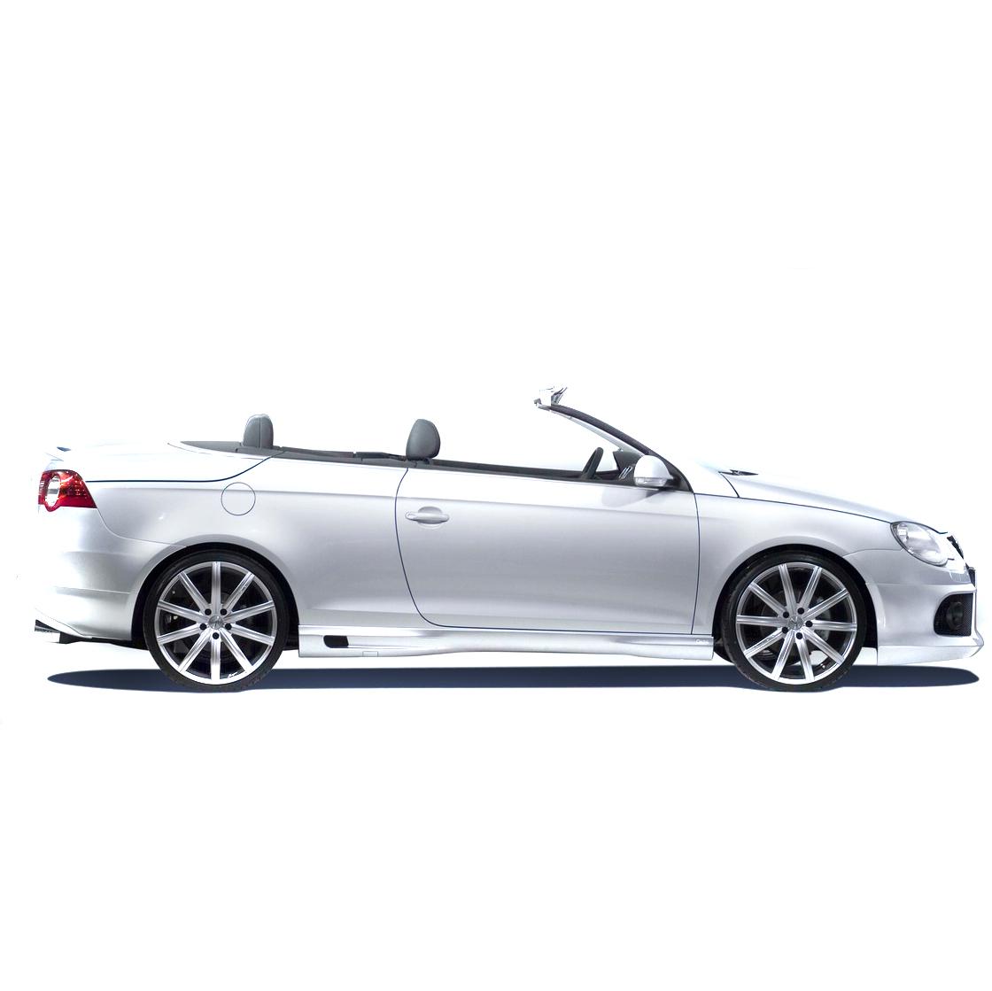 VW EOS Car Mats