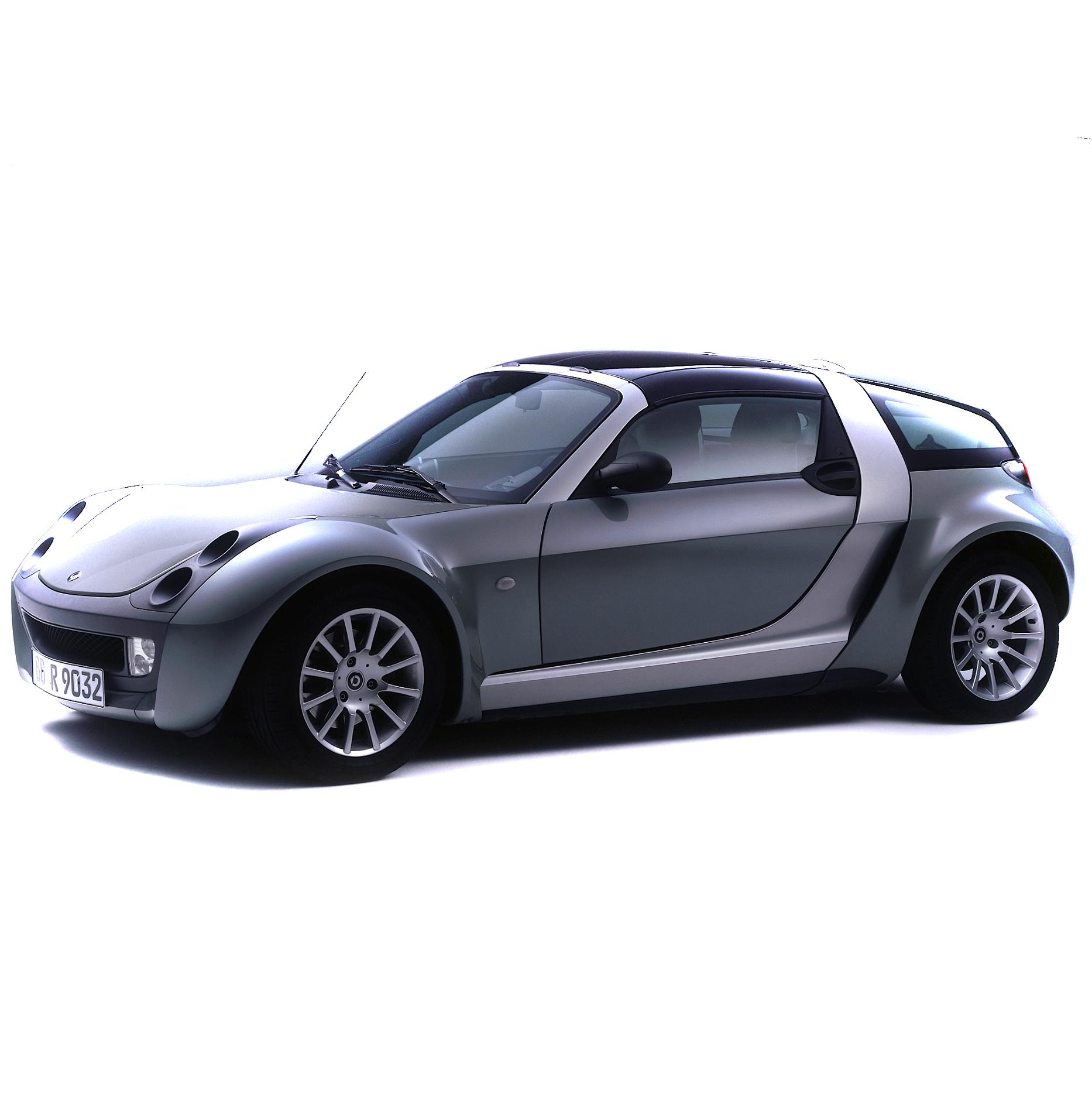 Smart Car Roadster 2003-2006
