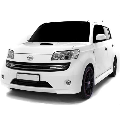 Daihatsu Materia 2007 - 2012