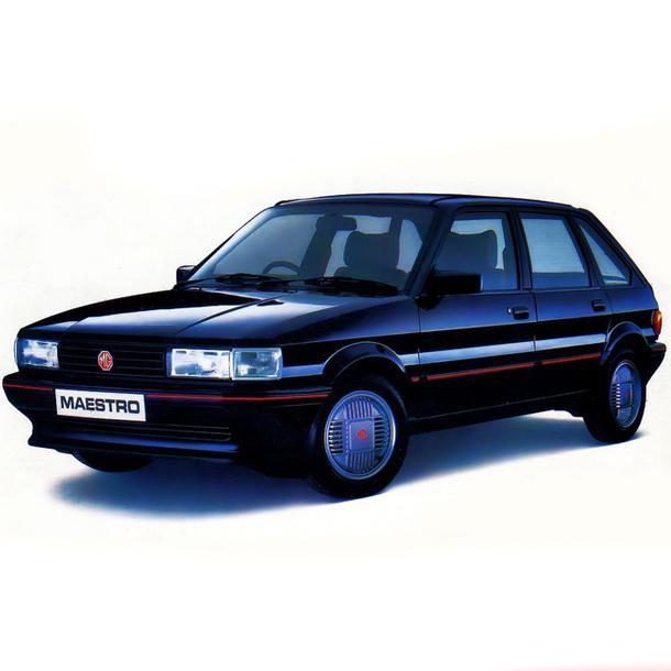 MG Maestro & Montego 1985-1991
