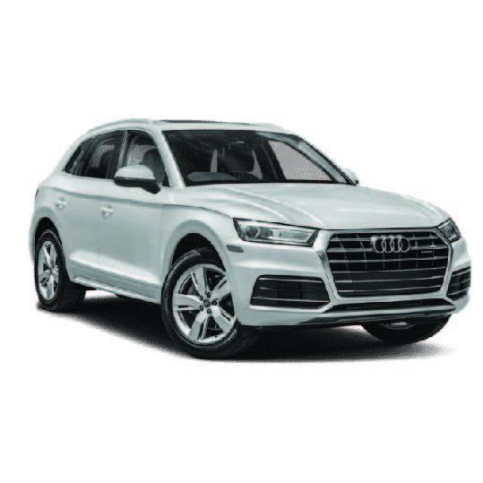 Audi Q5 Boot Liner (All Models)