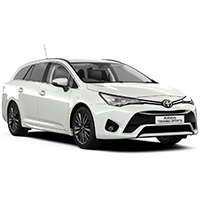 Toyota Avensis Boot Liners