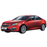 Chevrolet Cruze Boot Liners (All Models) (2009 Onwards)