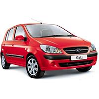 Hyundai Getz Boot Liner (2002 - 2011)
