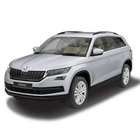 Skoda Kodiaq Boot Liners (2017 Onwards)