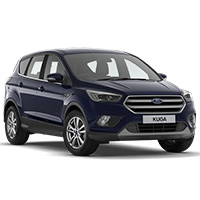 Ford Kuga Boot Liners
