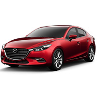 Mazda 3 Boot Liners