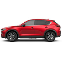 Mazda CX-5 Boot Liners (All Models)