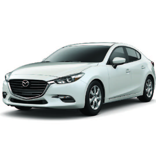 Mazda 3 Boot Liners (2013 - 2019)