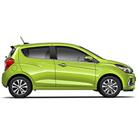 Chevrolet Spark Boot Liners