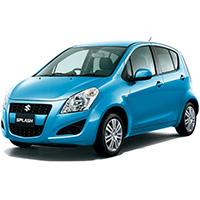Suzuki Splash Boot Liners (2008 - 2014)