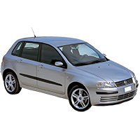 Fiat Stilo Boot Liners (All Models) (2001 Onwards)