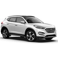 Hyundai Tucson Boot Liners