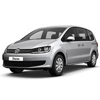 VW Sharan Car Mats