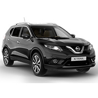 Nissan X-Trail Boot Liners