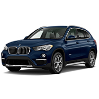 BMW X1 Boot Liners