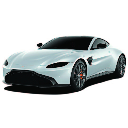 Aston Martin Vantage (2018 Onwards)