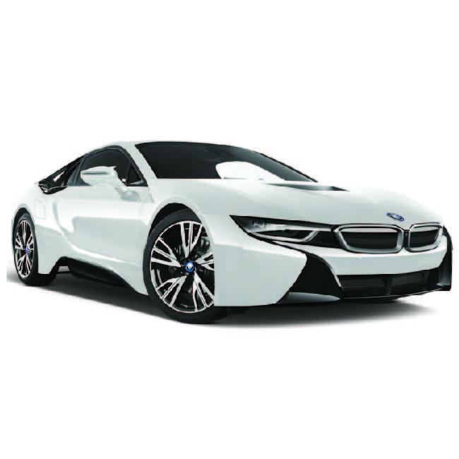 BMW i8 Car Mats 2014 Onwards