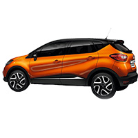 Renault Captur 2013 Onwards