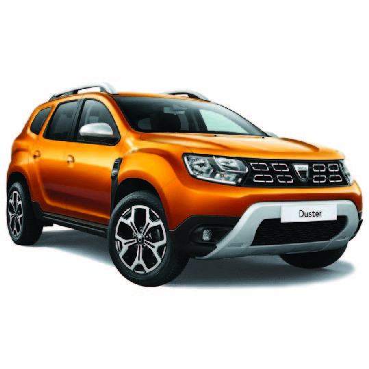 Dacia Duster (All Models)