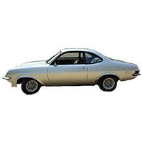 Vauxhall Firenza 1970-1975