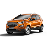 Ford EcoSport Boot Liners