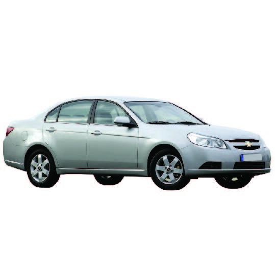 Chevrolet Epica 2006 - 2010