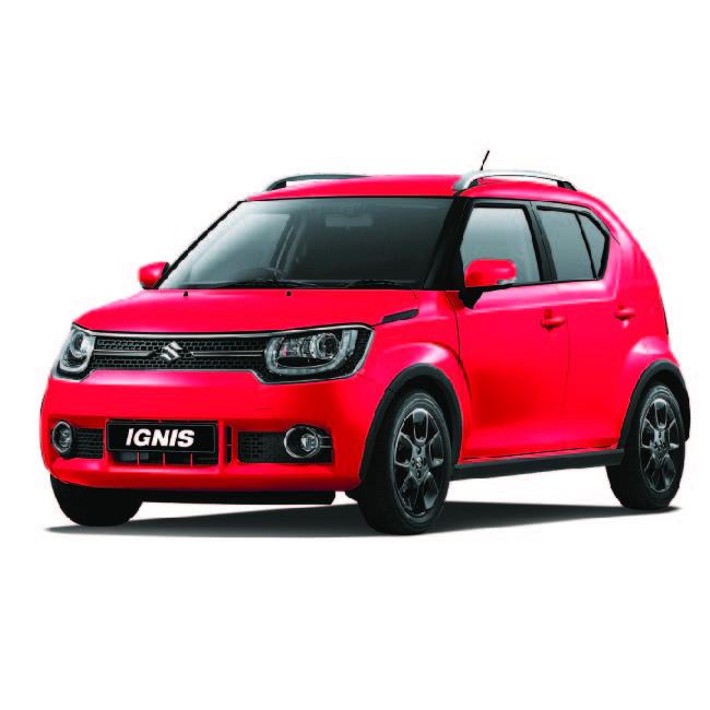 Suzuki Ignis Boot Liner (All Models)