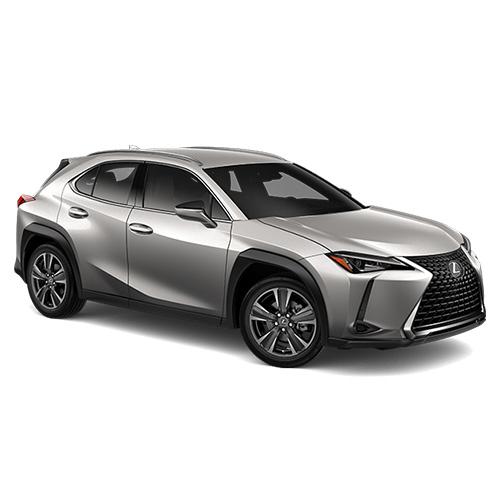 Lexus UX Boot Liners (2019 Onwards)