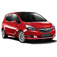 Vauxhall Meriva Car Mats (All Models)